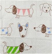 Home&Main Doggie Tyynynpäällinen 50X50cm 2Kpl