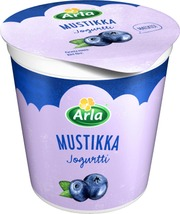 Arla 200 G Mustikka Jogurtti