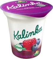 Vadelma-mustikka jogur...