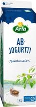 Arla Ab Laktoositon Maustamaton Jogurtti 1Kg