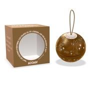 Muumi-Tee Joulupallo Sininen 8X2 G