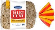 Oululainen Jälkiuuni 240G 4Kpl Täysjyväkaura Täysjyväleipä