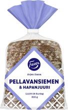Fazer Arjen Ihana Pellavansiemen&Hapanjuuri 300G Viipaloitu Sekaleipä