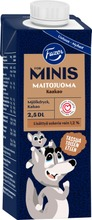 Fazer For Minis Maitojuoma Kaakao 2,5Dl