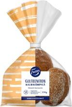Fazer Gluteeniton Kaurasämpylä 3 Kpl 270 G