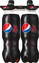 2 X Pepsi Max Virvoitusjuoma 1,5 L
