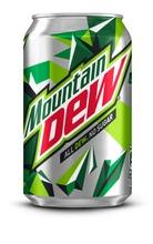 Mountain Dew No Sugar ...
