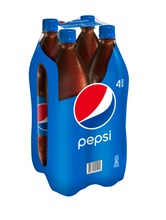 4 X Pepsi Virvoitusjuo...