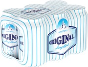 6 X Hartwall Original Long Drink Wl Grapefruit 5,5% 0,33 L