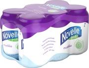 6 X Hartwall Novelle Fresh Mustikka Kivennäisvesi 0,33 L