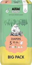 Muumi Baby Diapers Teippivaippa 5 - 66 Kpl 10-16 Kg