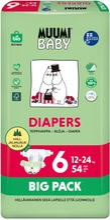 Muumi Baby Diapers Teippivaippa 6 - 54 Kpl 12-24 Kg