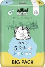 Muumi Baby Walkers Housuvaippa 5 10-15Kg 54Kpl