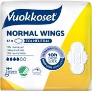 Vuokkoset Normal Wings Ohutside 12 Kpl