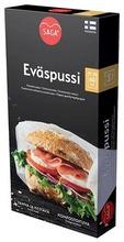 SAGA Eväspussi 60 kpl