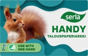 Serla Handy Talouspaperiarkki 135Kpl