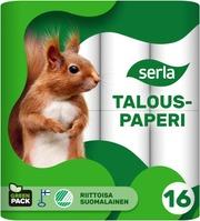 Serla Talouspaperi 16Rl Valkoinen