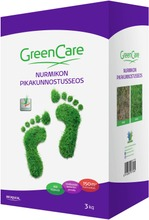 GreenCare 3kg nurmikon pikakunnostusseos
