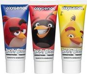 Oxygenol 50Ml Angry Birds Vesimeloni Hammastahna 6