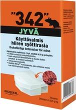 342 Syöttirasia + 50 g jyväsyötti hiirten torjuntaan