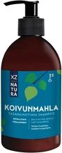 Xz Natura 375Ml Koivunmahla Shampoo