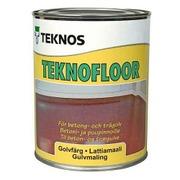 Teknos Teknofloor Lattiamaali Pm8 0,9L