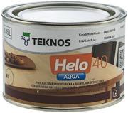 Teknos Helo Aqua 40 Erikoislakka 0,45L Väritön Sävytettävissä Puolikiiltävä