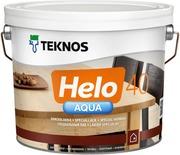 Teknos Helo Aqua 40 Erikoislakka 2,7L Väritön Sävytettävissä Puolikiiltävä