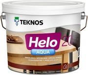 Teknos Helo Aqua 20 Erikoislakka 2,7L Väritön Sävytettävissä Puolihimmeä