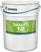 Teknos Timantti 12 Seinämaali 18L T1724 Maalarinvalkoinen