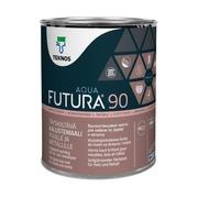 Teknos Futura Aqua 90 Kalustemaali Pm1 0,9L Valkoinen