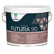 Teknos Futura Aqua 90 Kalustemaali Pm1 2,7L Valkoinen