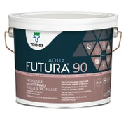 Teknos Futura Aqua 90 Kalustemaali Pm3 2,7L Sävytettävä