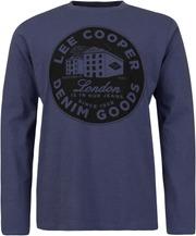 Lee Cooper Miesten Trikoopaita Factory Stamp