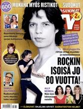 Ilta-Sanomat Tv-Lehti Sanomalehti