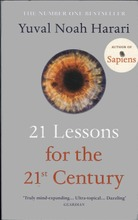 Harari, Yuval Noah: 21 Lessons for the 21st Century pokkari