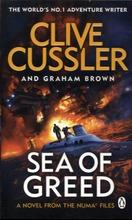 Cussler, Clive & Brown, Graham: Sea of Greed pokkari