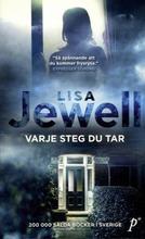 Jewell, Lisa: Varje steg du tar pokkari