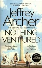 Archer, Jeffrey: Nothing Ventured pokkari