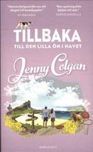 Colgan, Jenny: Tillbaka till den lilla ön i havet pokkari