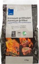 Rainbow 4kg Premium grillihiilet