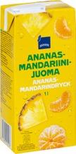 Rainbow 1L Ananas-Mandariinijuoma