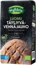 Myllärin 1Kg Luomu Täysjyvehnäjauho