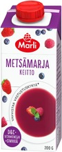 Marli Metsämarjakeitto  D&C-Vitamiinit, Sinkki 200G
