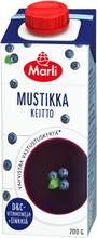 Marli Mustikkakeitto  D&C-Vitamiinit, Sinkki 200G