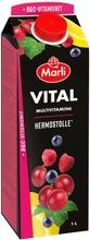 Marli Vital Multivitamiinimehujuoma   B&C -Vitamiinit 1L