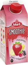 Marli marjainen smoothie + D&C-vitamiinit 0,75L