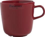 Finlayson Muki Mittava 0,3L Punainen