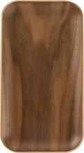 Dish Life Tarjotin Pähkinä 22,5X12,5cm