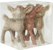 Kuusenkoriste Bambi 3Kpl
